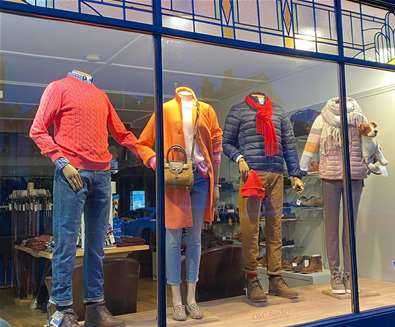 TTDA - OC Butcher - Shop window