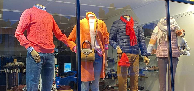 Shopping on the Suffolk Coast
