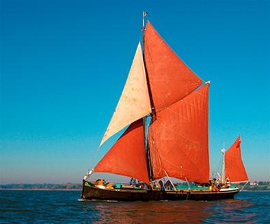 TTDA - Sailing Barge Victor - Thumbnail