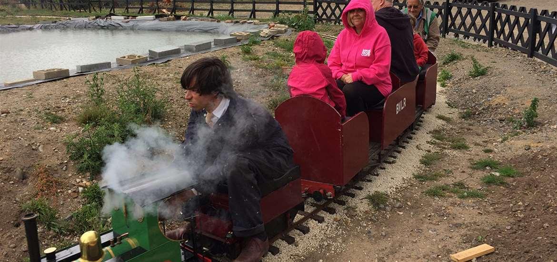 TTDA - Southwold Railway Steamworks - Miniature Train