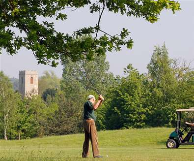 TTDA - Ufford Park - Golf Course