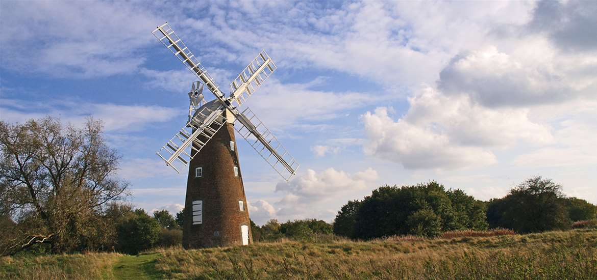 Waveney Valley - Billingford Mill