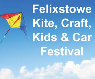 Felixstowe Kite, Craft, Kids & Car Festival
