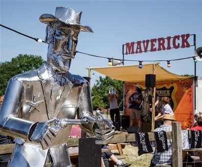 TTDE - Maverick Festival