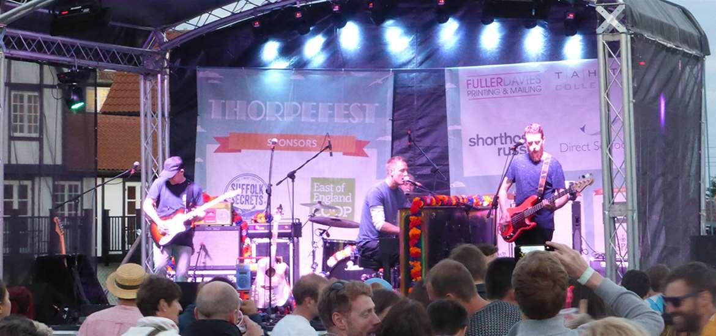 TTDE - Thorpefest