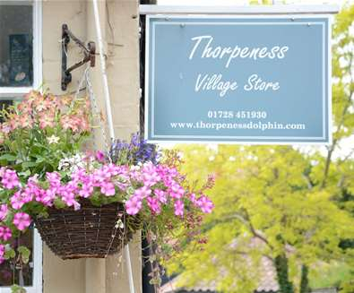 FD - Thorpeness Village Store - Sign
