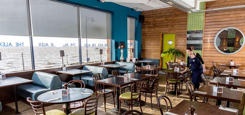 FD - The Alex Brasserie - Dining room