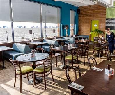 FD - The Alex - Dining area
