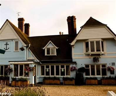 FD - The Anchor Walberswick - Exterior