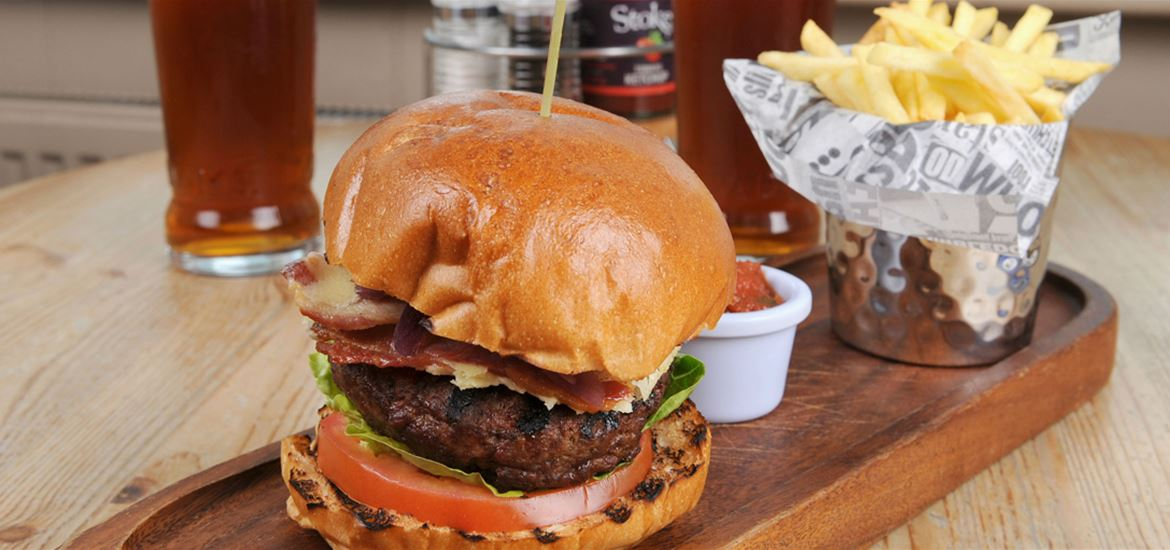 The Boardwalk Restaurant-Southwold Pier-Food and Drink- The Boardwalk Burger
