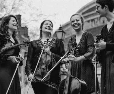 Brompton Quartet: Elgar &..