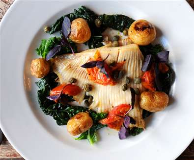 Food and Drink - The Westleton Crown - Westleton - Fine Dining Fresh Fish