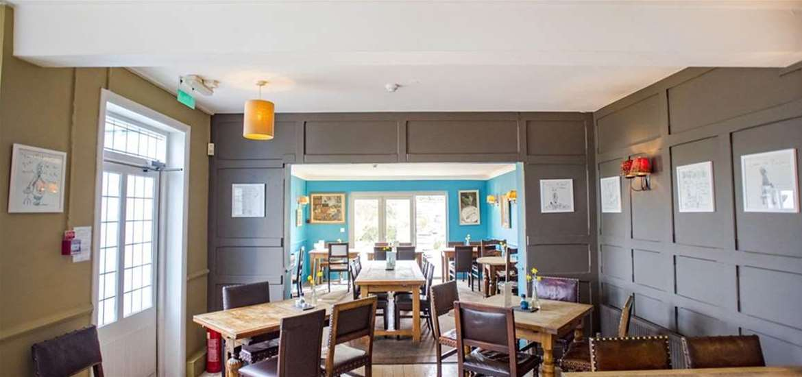 WTS - The Anchor Walberswick - Restaurant