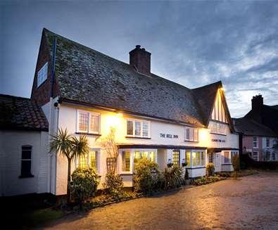 FD - The Bell Inn Walberswick - Exterior