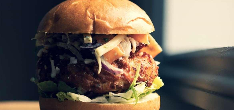 FD - The Crown at Woodbridge - Vegan Burger