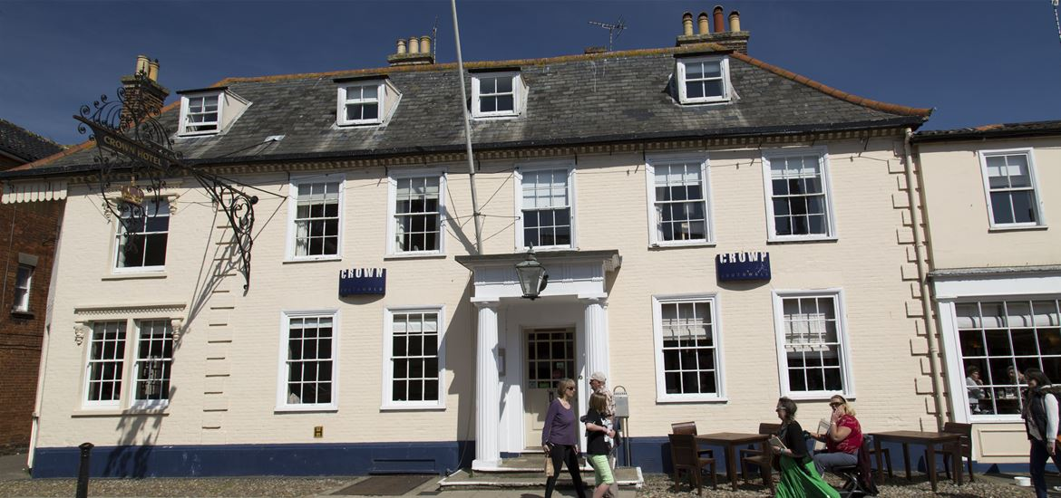 The Crown Hotel - Southwold