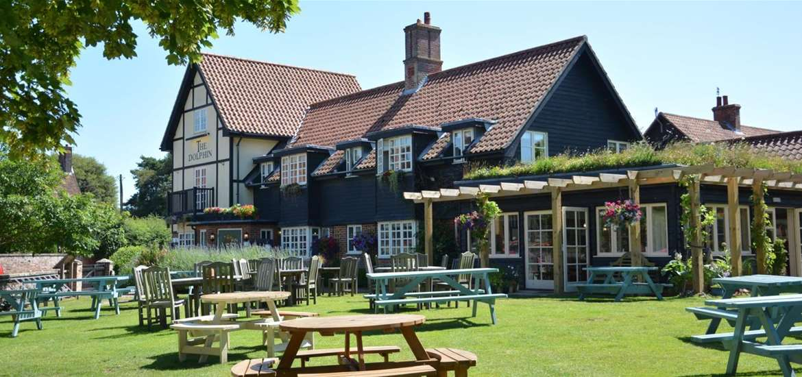 Win a super stay in Thorpeness & delicious dining experiences!