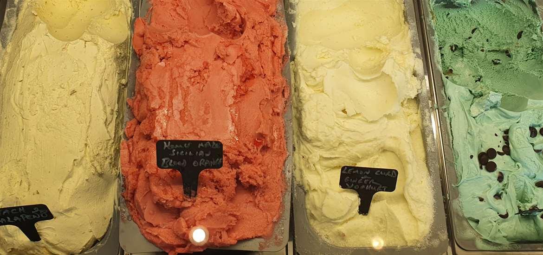 FD The Galley Creamery and Deli Ice Cream