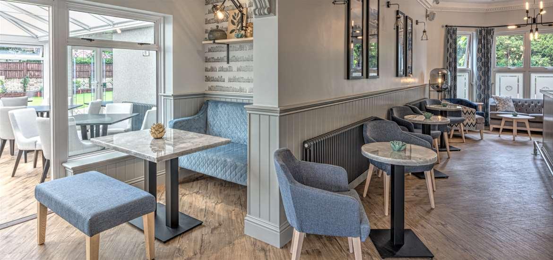 The Hog Hotel Conservatory Bar