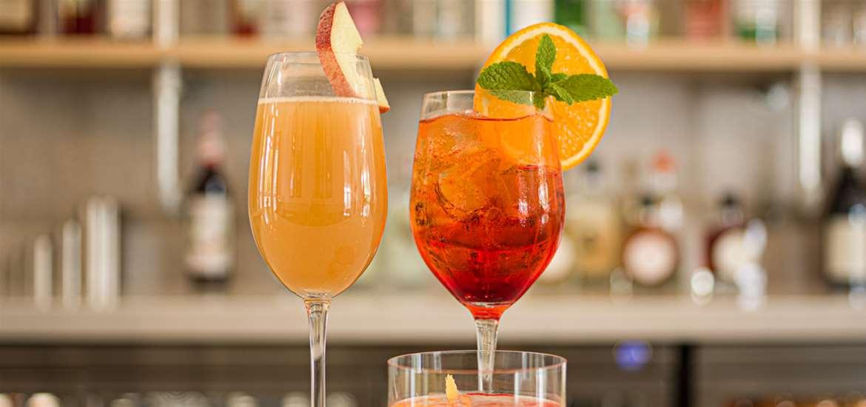 The Hog Hotel Cocktails