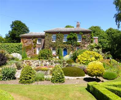 WTS - The Old Rectory - View from garden