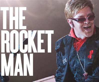 The Rocket Man -..