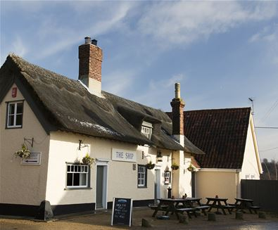The Ship Inn, Levington
