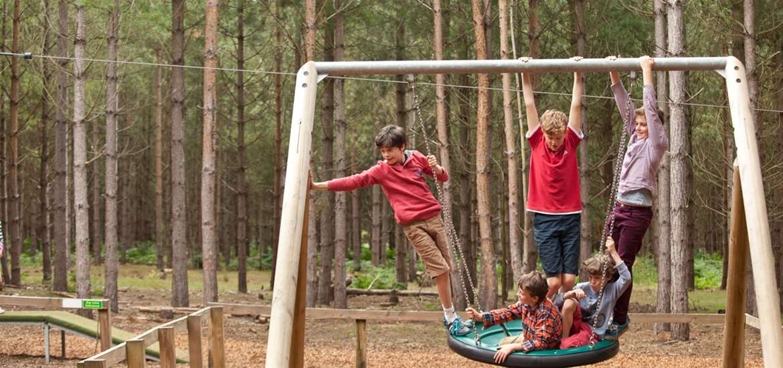 TTDA - Rendlesham Forest - play area