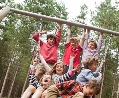 Outdoor Play Areas on The Suffolk Coast