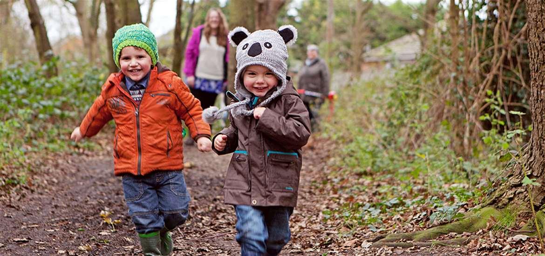 Half term Kids fun on the Suffolk Coast