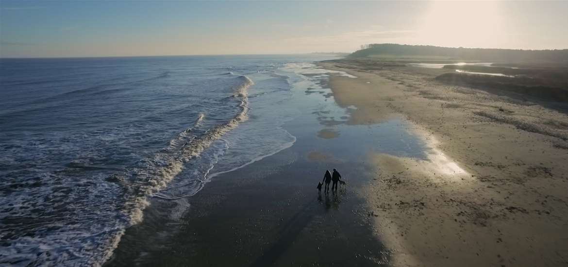 TTD-Active and Outdoors-Covehithe Beach-Suffolk Coast