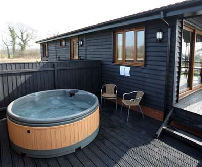 High Lodge Leisure Hot Tub