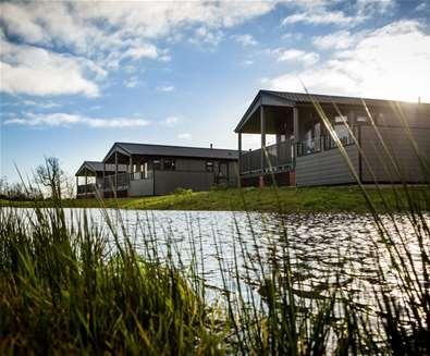 Win a luxury lodge break for four!