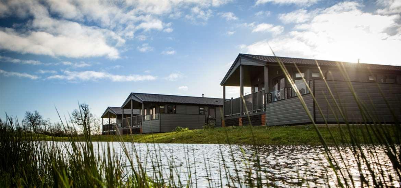 Win a luxury lodge break for 4