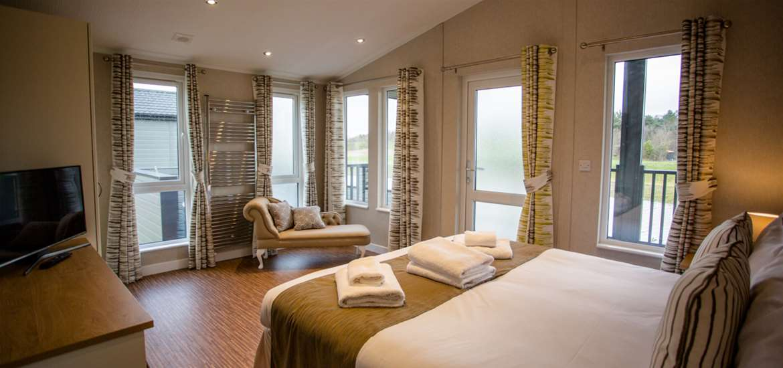 WTS High Lodge Bedroom