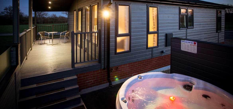 WTS High Lodge Hot Tub