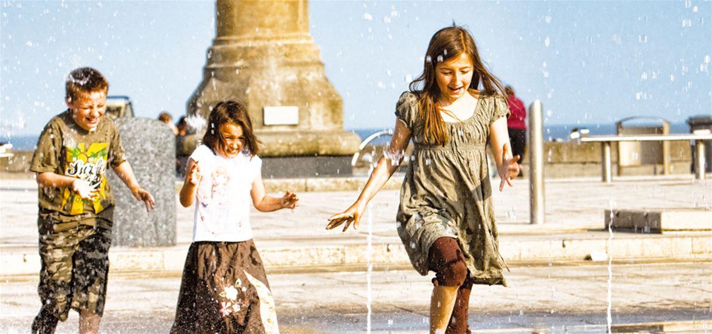 Royal Plain Fountains Lowestoft
