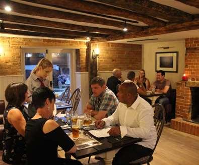The Alderton Swan Fine Dining Restaurant