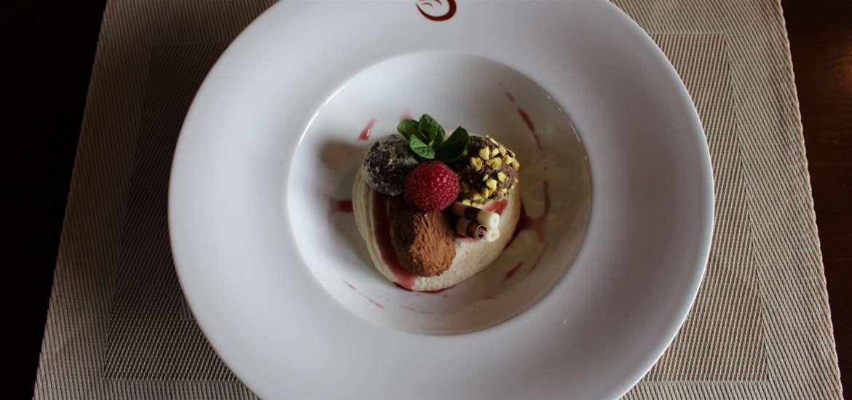 FD - The Swan at Alderton - Plate of food