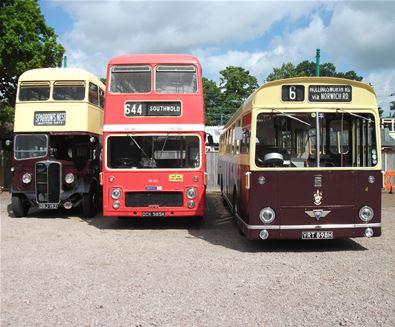 East Anglia Transport Museum