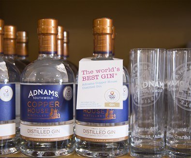 The Adnams Copper House Distillery