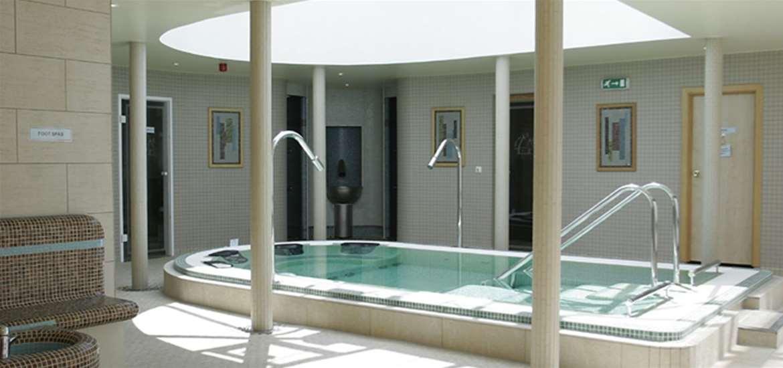 TTDA - Ufford Park - Thermal Suite Spa