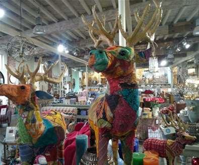 TTDA - Snape Maltings - Reindeer