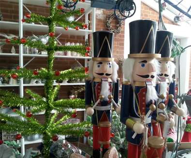 TTDA - Snape Maltings - Christmas nutcracker