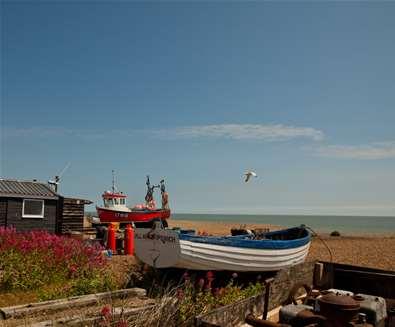 TTDA - Aldeburgh Beach - (C) Ade Gormley