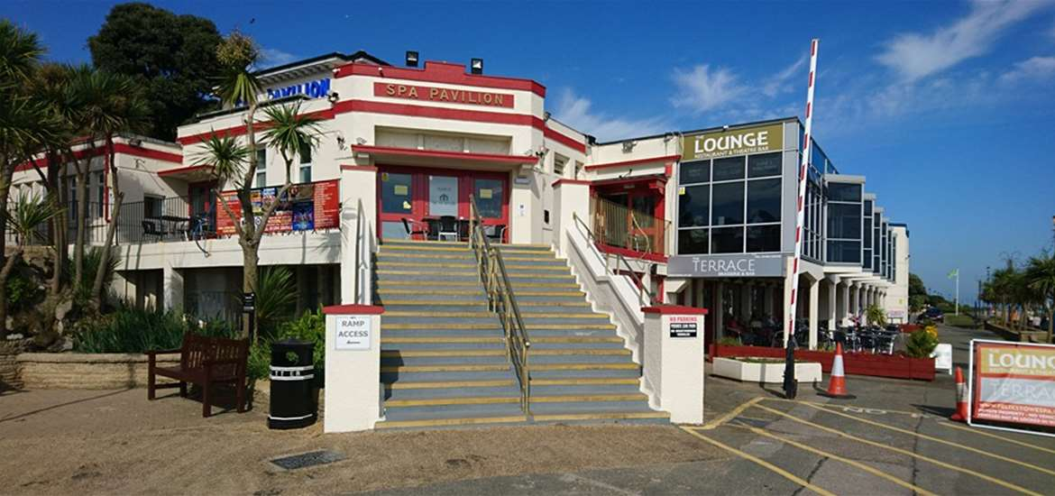 Things to Do - Attractions - Felixstowe Spa Pavilion - Suffolk Coast