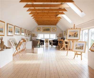 TTDA - Ferini Art Gallery - Upstairs gallery