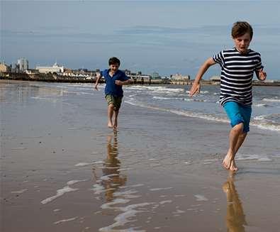 TTDA - Beaches - Lowestoft Beach