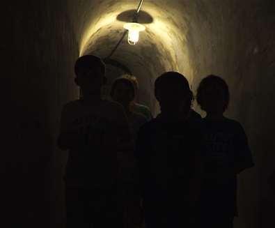 TTDA - Landguard Fort - Spooky Fort