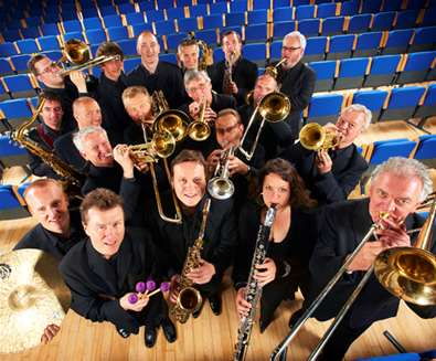 BBC Big Band at Snape Maltings Concert Hall